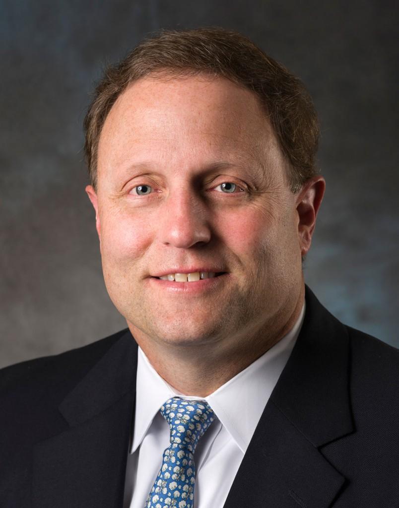 Jim VanderSteeg, Covenant Health President and CEO
